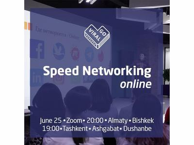 Go Viral - Speed Networking