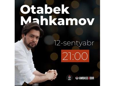 Huquqshunos, vlogger Otabek Mahkamov bilan onlayn uchrashuv