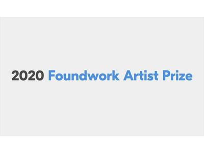 Foundwork Artist Foundation mukofoti