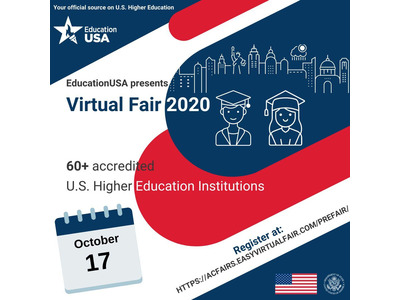 Amerika universitetlari virtual koʻrgazmasi