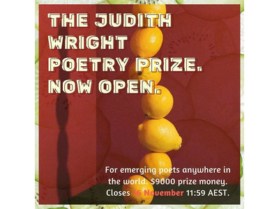 Judith Wright Poetry Prize: she'rlar tanlovi