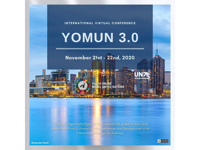 """Youth Online Model United Nations"" xalqaro virtual konferensiyasi"