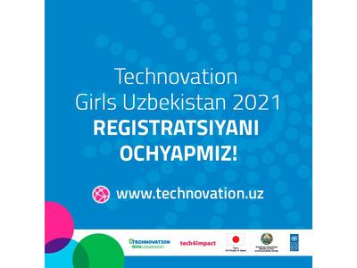 Texnologiya sohasidagi qizlar uchun Technovation Girls 2021 xalqaro tanlovi