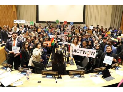 ECOSOC Yoshlar forumi-2021