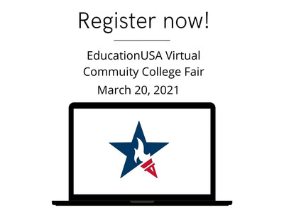 EducationUSA Virtual Community kolleji ko'rgazmasi