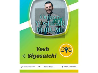Yosh Siyosatchi Yoshlar Forumi