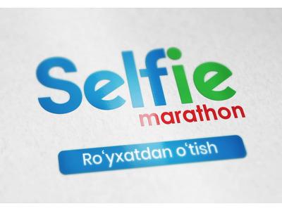 Shaxsiy rivojlanishda yuqori pog'onaga ko'tarilishni xohlovchi barcha yoshlar uchun Selfie marathon