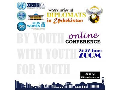 """International diplomats in Uzbekistan"" konferensiyaning 2-mavsumi"