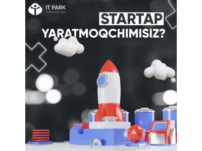 Startup Prep va Startup Adviсe: startaplarni rivojlantirishga yo'naltirilgan IT Park vebinarlari