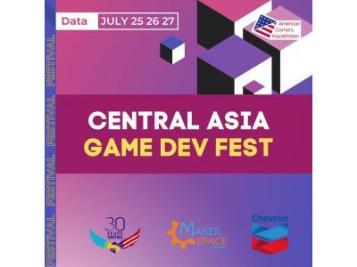 """""""Central Asia Game Dev Fest"""" onlayn festivali"""