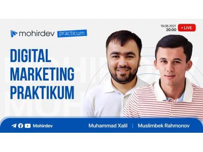 Digital marketing praktikum