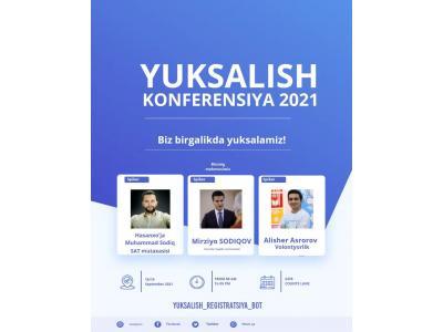 Yuksalish konferensiya 2021