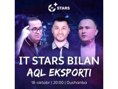 IT stars bilan aql exporti